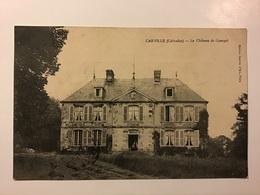 CARVILLE. - Le Château De Guerpel - Francia