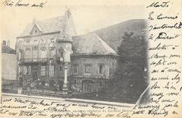 Bourg-Argental (Loire) Le Presbytère, Ancienne Résidence Du Cardinal Donnet - Edition J.G. - Carte Dos Simple - Bourg Argental