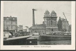 Anvers / Antwerpen - Maison Hydraulique - Antwerpen