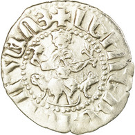 Monnaie, Armenia, Leon I, Tram, 1198-1219 AD, Sis, TTB, Argent - Armenia