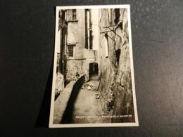 20018) GENOVA VECCHIA GENOVA PASSO DELLE MURETTE EDITORE MANGINI & C. NON VIAGGIATA - Genova (Genoa)
