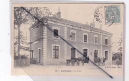 Corbigny (58) La Gare - Corbigny
