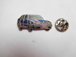 Beau Pin's En EGF , Auto Saab - Pin's