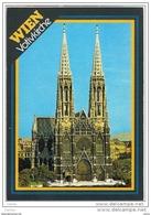 WIEN:  VOTIVKIRCHE  -  GROSSFORMAT - Kirchen Und Klöster