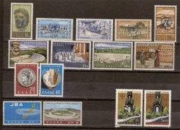 (Fb).Grecia,Cipro,Portogallo.4 Serie Nuove,gomma Integra,MNH (91-19) - Briefmarken