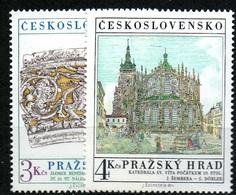 1981 Czechoslovakia MNH - Mi 2639-2640 ** MNH - Ungebraucht