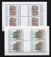 1981 Czechoslovakia MNH - Mi 2639-2640 Klb. ** MNH - Ungebraucht
