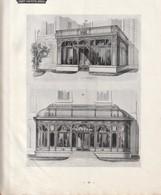 Rare Catalogue SA De Saint Sauveur Arras Album Bâtiments Métal -fonte Décoration Maisons 31 Pages - Vieux Papiers