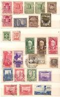 (Fb).Colonie.Lotto Di Francobolli Timbrati Di Rodi,Etiopia,Cirenaica,Somalia (163-16) - Italien