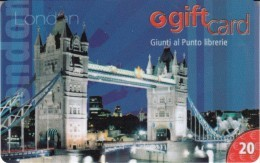 Gift Card Italy Giunti London - Gift Cards