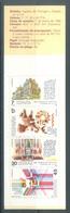 SPAIN - 1986 - MNH/**. - ECC  - Yv BOOKLET C2444 - Lot 20826 - 1931-Aujourd'hui: II. République - ....Juan Carlos I