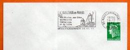 85 MOUILLERON EN PAREDS   LES MAISONS CLEMENCEAU ET DE LATTRE     1972 Lettre Entière N° AB 772 - Marcophilie (Lettres)
