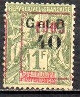 Guadeloupe  52d * Variété - Neufs