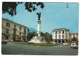 1994 - CAVA DE' TIRRENI SALERNO PIAZZA MUNICIPIO 1981 - Cava De' Tirreni