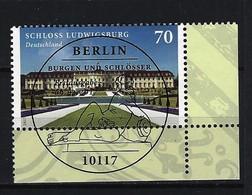 BUND Mi-Nr. 3285 Eckrandstück Rechts Unten Gestempelt - BRD