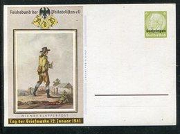 D.Bes.39/45-Lothringen / 1941 / Sonderpostkarte Mi. P 3 ** (3035) - Ocupación 1938 – 45