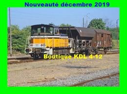 AL 630 - Train - Locotracteur Y 8217 En Gare - BEAUNE LA ROLANDE - Loiret - SNCF - Beaune-la-Rolande