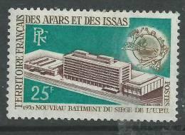 Afars Et Issas N° 362 XX  Nouveau Bâtiment De U.P.U. à Berne, Sans Charnière, TB - Afars Et Issas (1967-1977)