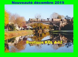 AL 634 - Train - Loco BB 63000 Et BB 66000 Viaduc Du Pont Aux Moines - MARDIE - Loiret - SNCF - France