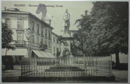 BELLANO Monumento A. Tommaso Grossi - Como