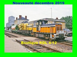 AL 637 - Train - Locotracteur Y 8217 En Gare - PITHIVIERS - Loiret - SNCF - Pithiviers