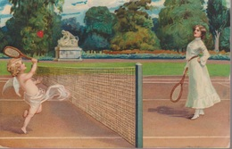JOUEUSES DE TENNIS - Tennis