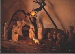 C. P. - PHOTO - SANTONS - LA CRÈCHE - PICCOLE SORELLE DI GESU - 46 - - Europe