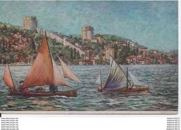 Constantinople-Roumeli Hissar - Turchia