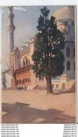 Constantinople-Mosquée De Suleiman - Turchia