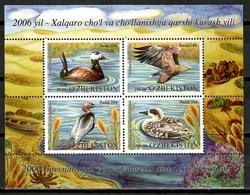 Uzbekistan 2006 / Birds MNH Aves Oiseaux Uccelli Vögel / Cu15336  18-35 - Pájaros