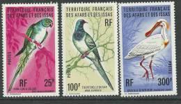 Afars Et Issas N° 428 / 30   XX Oiseaux Les 3 Valeurs Sans Charnière, TB - Afars Et Issas (1967-1977)