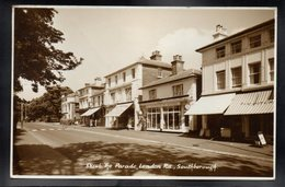 ANGLETERRE - LONDON - Southborough - The Parade - Drussel Shop - #B571 - London
