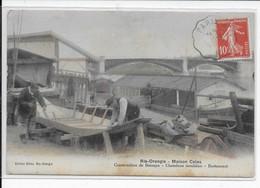 Ris-Orangis- Maison Colas-Construction De Bateaux-Chambres Meublées-Restaurant - Ris Orangis