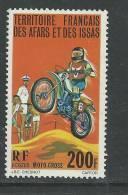 Afars Et Issas N° 440 XX   Moto-cross Sans Charnière, TB - Afars Et Issas (1967-1977)