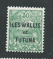 WALLIS ET FUTUNA N° 40 ** TB 5 - Wallis-Et-Futuna
