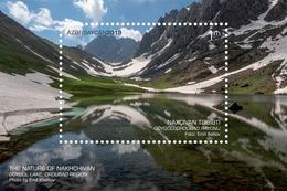 Azerbaijan Stamps 2019 Lake Goygol. Ordubad Region Nakhchivan Nature - Azerbaijan