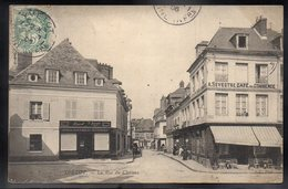 YVETOT 76 - La Rue Du Chateau - #B581 - Yvetot