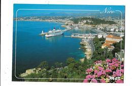 06-----NICE---le Port---( Bâteaux )--voir 2 Scans - Navigazione – Porto