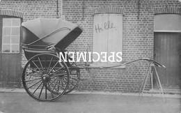 Fotokaart Boerderij - Paardenspan -  Hille -  Zwevezele - Wingene