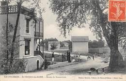 Ile D'Oléron.  St Trojan Les Bains    17     Route Du Sanatorium        (voir Scan) - Ile D'Oléron