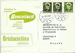 Groenlandia Tarjeta Postal - Brieven En Documenten