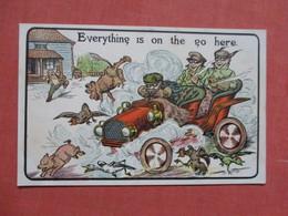 Antique Car Humour  Ref 3778 - Cartes Postales