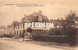 Vijfsche Steenweg - Huis Dewever - Waregem - Waregem