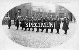 Fotokaart 4e Linie Op Stap In Namen 1936 Waregemnaars - Waregem - Waregem