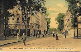 12/17     78    Versailles Rue De La Paroisse   (animations) - Versailles