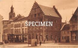 Rue Neuve Et Maison Du Docteur Gillis Datant De 1650 - Tirlemont - Tienen - Tienen