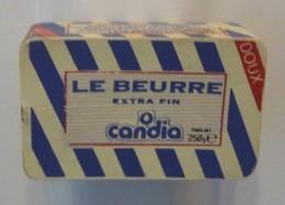 CANDIA BEURRE DOUX MAGNET AIMANT De FRIGO - Publicitaires