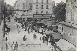 12/17     94   Nogent Sur Marne       Place Du Marché & La Grande Rue Un Jour De Marché   (animations) - Nogent Sur Marne