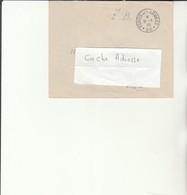 H 4 - Enveloppe Avec Cachet Poste Aux Armées N° 513 - Marcofilie (Brieven)