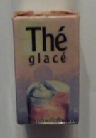 TETRA BRIK THE GLACE MAGNET AIMANT De FRIGO - Publicitaires